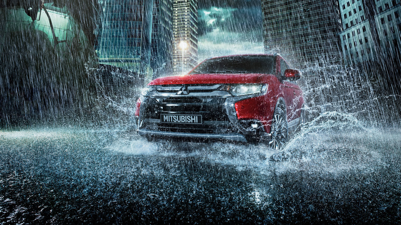 Mitsubishi Outlander- Vẻ đẹp không chỉ để ngắm nhìn