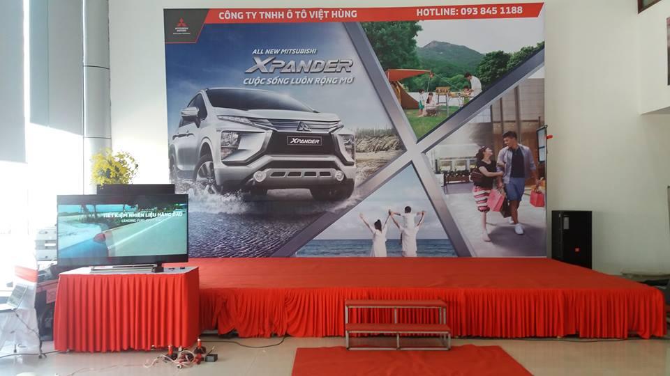 Chương trình Lễ ra mắt xe và lái thử Xpander cùng Mitsubishi Việt Hùng