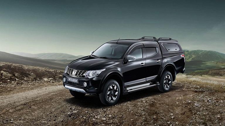 Mitsubishi Triton 2018- sự nâng cấp hoàn hảo