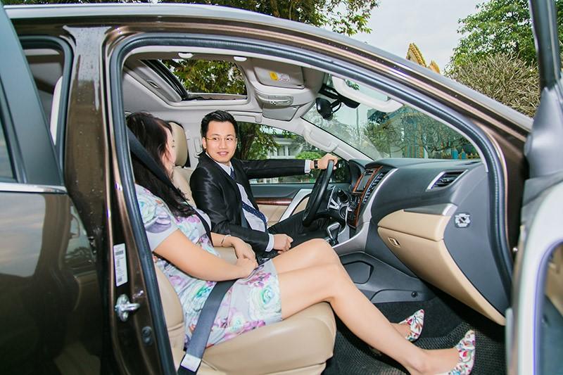 Mitsubishi Pajero Sport ra mắt phiên bản máy Diesel, số sàn – Kinh tế hơn, tiết kiệm hơn