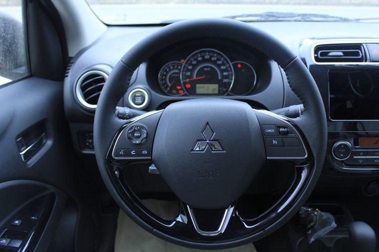 Mitsubishi Attrage 2019 – Thay đổi ngoại hình, cải thiện tính năng