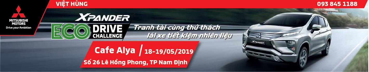 Sự kiện Trưng bày và lái thử xe cùng Mitsubishi Việt Hùng