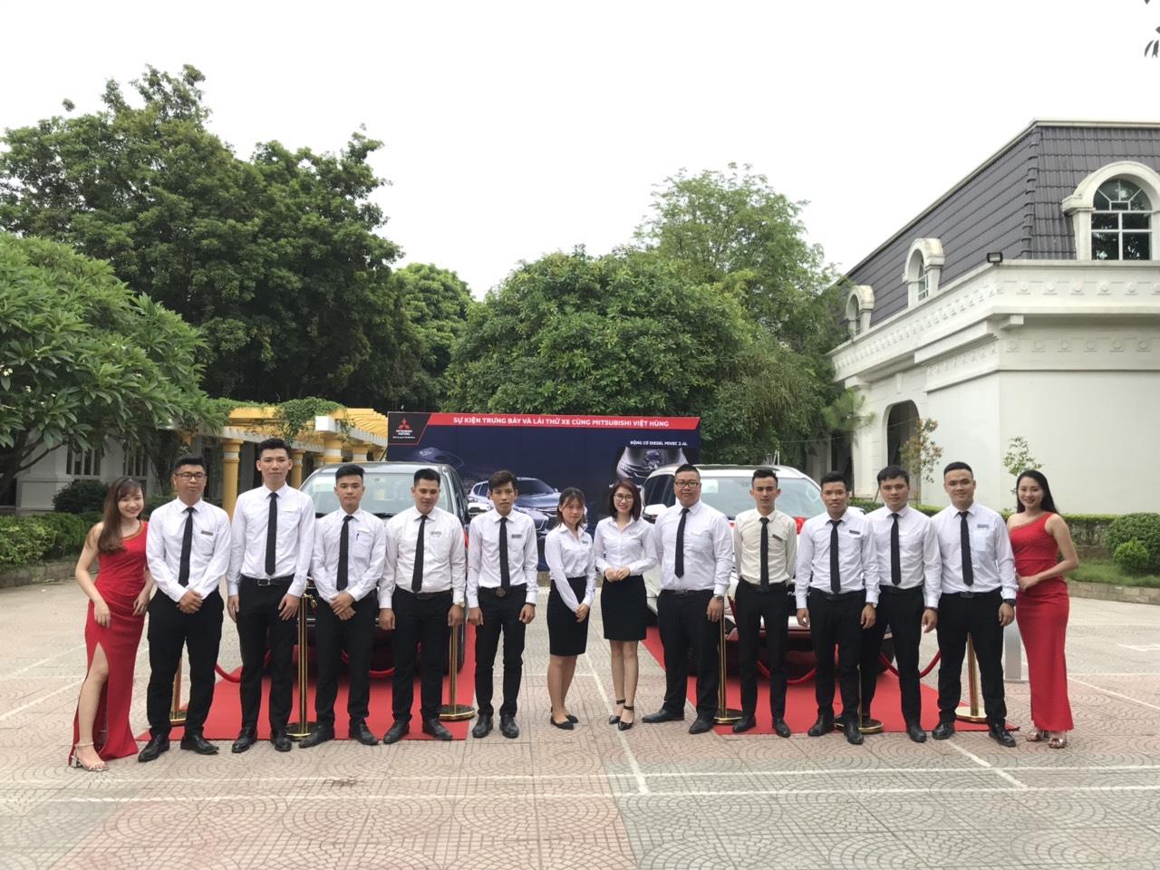 Nhìn lại sự kiện lái thử và trải nghiệm xe Mitsubishi tại Thị xã Sơn Tây với Mitsubishi Việt Hùng
