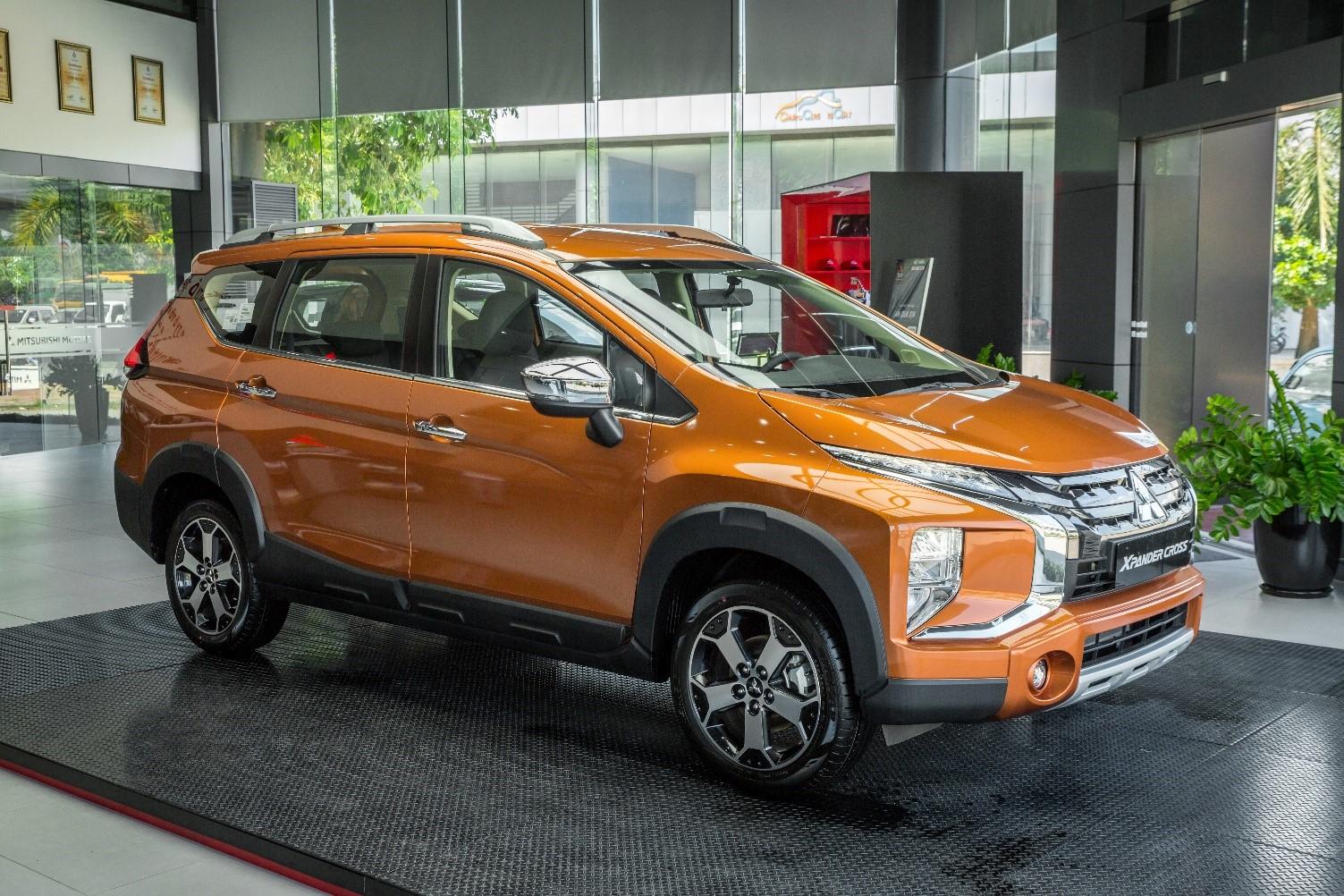 New Mitsubishi Xpander Cross –  Bản lĩnh định phong cách